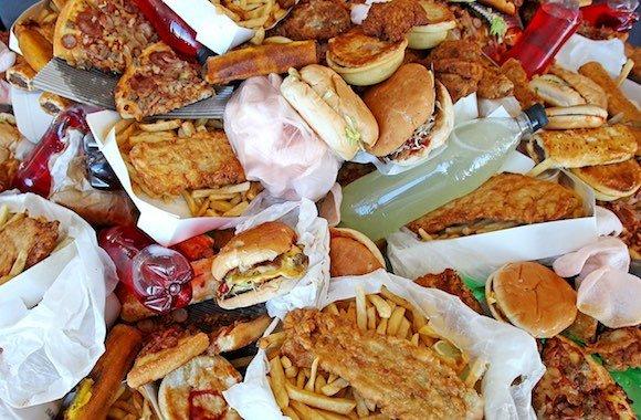 cibo spazzatura