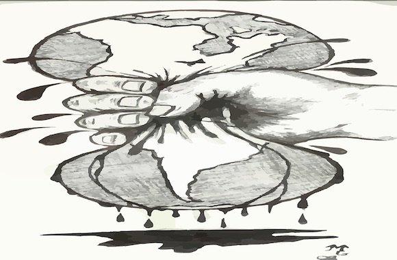consumo del pianeta