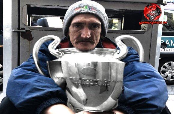 Homeless, via da Cardiff per la Champions League