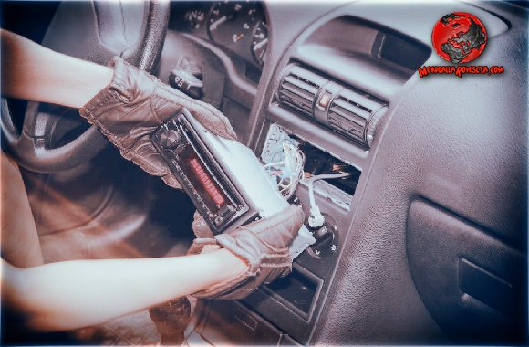 furto autoradio