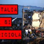 L'Italia che si sbriciola, due milioni di case a rischio