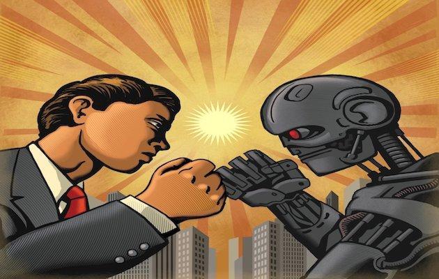 In quali lavori i robot sostituiranno l'uomo?