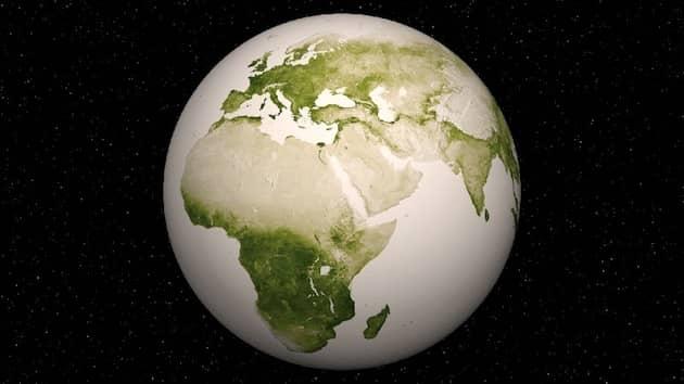il respiro della Terra