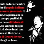 Monologo sulla Democrazia di Giorgio Gaber