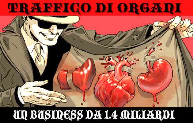traffico di organi