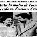 A Cosimo Cristina, il primo giornalista ucciso dalla Mafia 58 anni fa