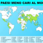 I Paesi meno cari al mondo, le nazioni dove vivere costa di meno