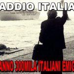Addio Italia: Ogni anno 300mila italiani emigrano all'estero