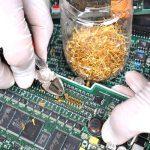 I rifiuti elettronici sono una miniera d'oro