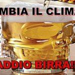 Birra, addio alla bevanda alcolica più popolare al mondo