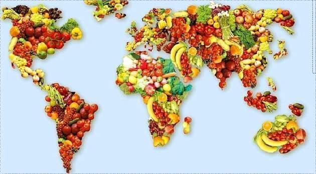 chi mangia più frutta e verdura